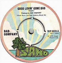 Cover Bad Company - Good Lovin' Gone Bad