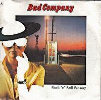 Cover Bad Company - Rock 'N' Roll Fantasy