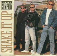 Cover Bad Company - Shake It Up