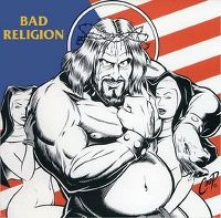 Cover Bad Religion - American Jesus