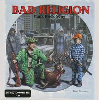 Cover Bad Religion - Punk Rock Song