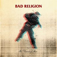 Cover Bad Religion - The Dissent Of Man