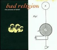 Cover Bad Religion - The Process Of Belief