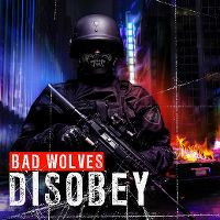 Cover Bad Wolves - Disobey