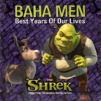 Cover Baha Men - Best Years Of Our Lives