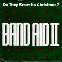 Cover Band Aid II - Do They Know It's Christmas?