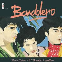 Cover Bandolero - Paris Latino