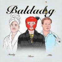 Cover Bankzitters - Baldadig