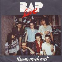 Cover BAP - Nemm mich met