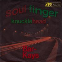 Cover Bar-Kays - Soul Finger