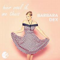 Cover Barbara Dex - Hier voel ik me thuis