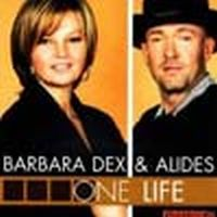 Cover Barbara Dex & Alides - One Life