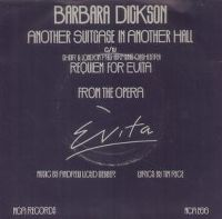 Cover Barbara Dickson - Another Suitcase In Another Hall