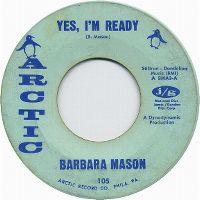 Cover Barbara Mason - Yes, I'm Ready