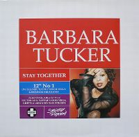 Cover Barbara Tucker - Stay Together