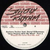 Cover Barbara Tucker feat. Darryl D'Bonneau - Stop Playing With My Mind