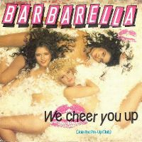 Cover Barbarella - We Cheer You Up (Join The Pin-Up Club)
