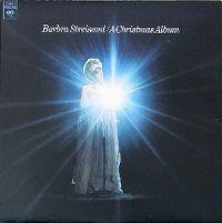 Cover Barbra Streisand - A Christmas Album