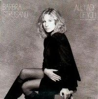 Cover Barbra Streisand - All I Ask Of You