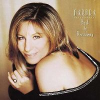 Cover Barbra Streisand - Back To Broadway