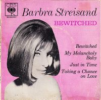 Cover Barbra Streisand - Bewitched, Bothered And Bewildered