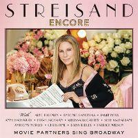 Cover Barbra Streisand - Encore - Movie Partners Sing Broadway