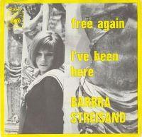 Cover Barbra Streisand - Free Again