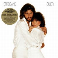 Cover Barbra Streisand - Guilty (25th Anniversary Edition)