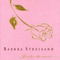 Cover Barbra Streisand - Just For The Record