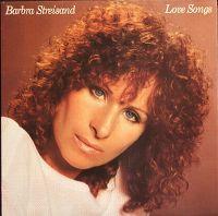 Cover Barbra Streisand - Love Songs