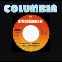 Cover Barbra Streisand - My Heart Belongs To Me