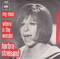 Cover Barbra Streisand - My Man