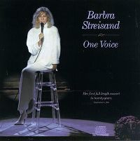Cover Barbra Streisand - One Voice