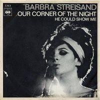Cover Barbra Streisand - Our Corner Of The Night