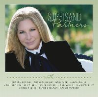 Cover Barbra Streisand - Partners