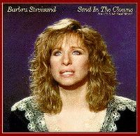 Cover Barbra Streisand - Send In The Clowns