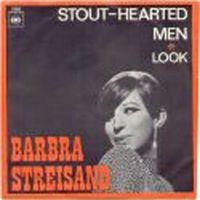 Cover Barbra Streisand - Stout-Hearted Men