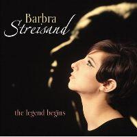 Cover Barbra Streisand - The Legend Begins