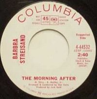 Cover Barbra Streisand - The Morning After