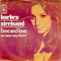 Cover Barbra Streisand - Time And Love