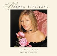 Cover Barbra Streisand - Timeless - Live In Concert