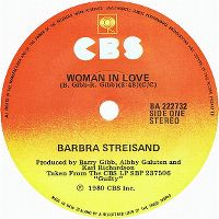 Cover Barbra Streisand - Woman In Love