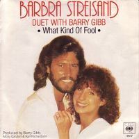 Cover Barbra Streisand & Barry Gibb - What Kind Of Fool