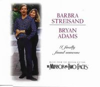 Cover Barbra Streisand & Bryan Adams - I Finally Found Someone