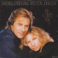Cover Barbra Streisand & Don Johnson - Till I Loved You