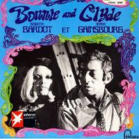 Cover Bardot et Gainsbourg - Bonnie And Clyde
