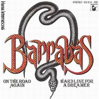 Cover Barrabas - On The Road Again