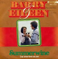 Cover Barry & Eileen - Summerwine