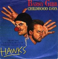 Cover Barry Gibb - Childhood Days