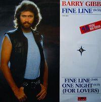 Cover Barry Gibb - Fine Line